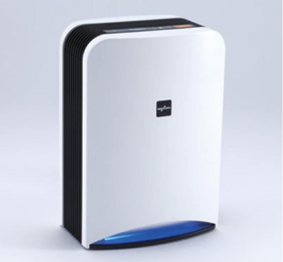 空間除菌消臭装置「Aeropure」